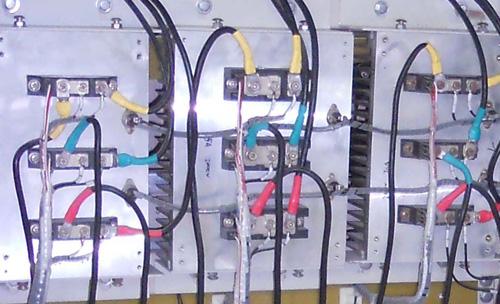 高频焊管无功补偿